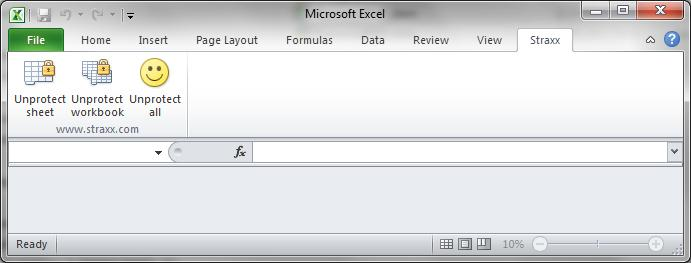 excel password remover add in